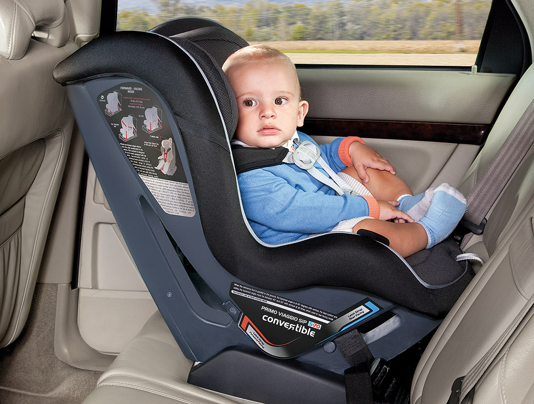 Car Seat Baby: Peg Perego Convertible Car