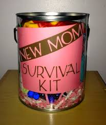 New Mommy Survival Kit